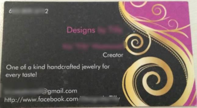 vistaprint business card free